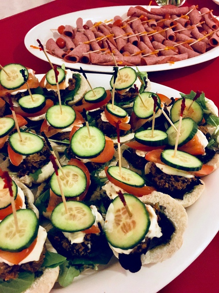 The Fountainhead Health Store & The Red Door - Catering